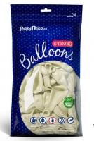 100 Transparente Partystar Ballons 30cm