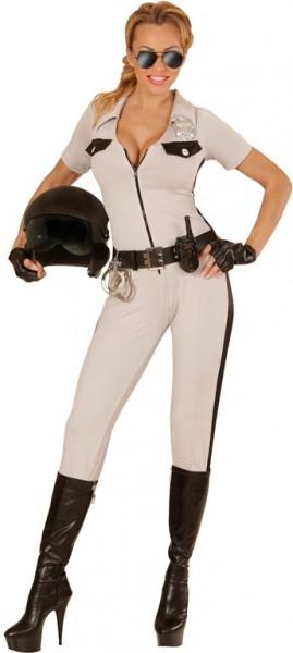 Sexy Highway Patrol Lady Kostüm