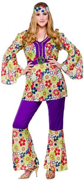 Groovy Flower Power Kostüm