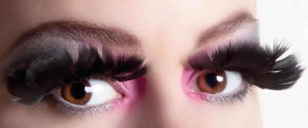 Big Eyes Volumen Federwimpern