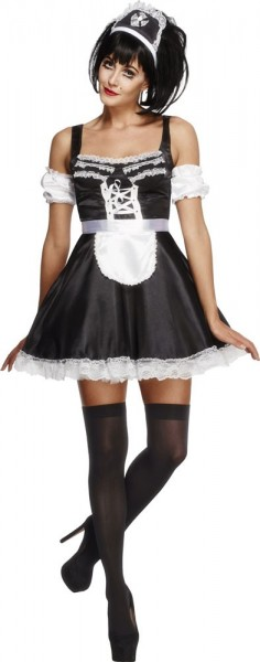 Sexy housemaid mimette costume
