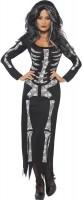 Sexy Body Skelett Kostüm