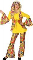 Abgedrehtes Georgia Hippie Kostüm