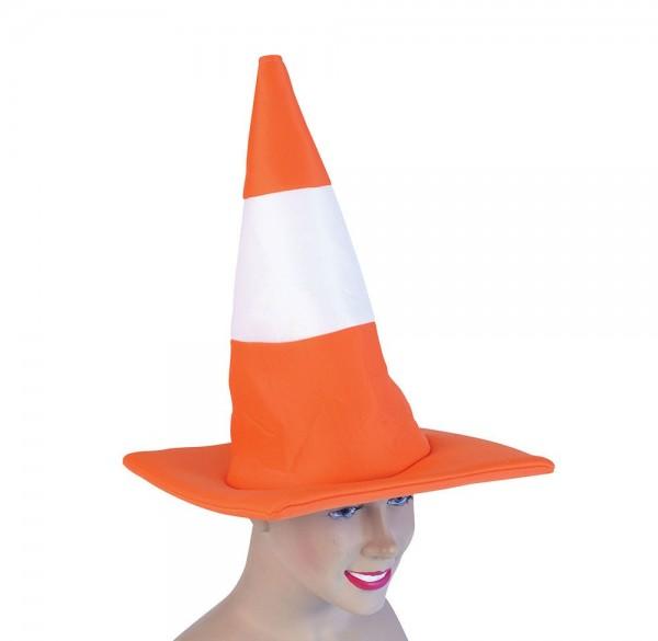 Chapeau de cône de signalisation