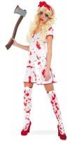 Blutige Marie Grusel Damenkostüm