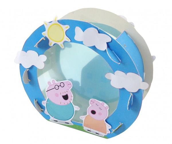 Set artisanat de lanternes Peppa Pig 16 pièces