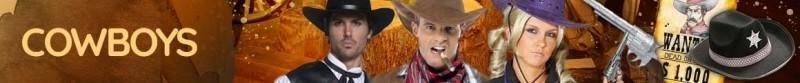 Cowboy Kostüme & Zubehör