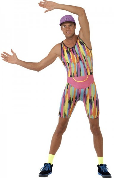Flippi Energizer costume for men