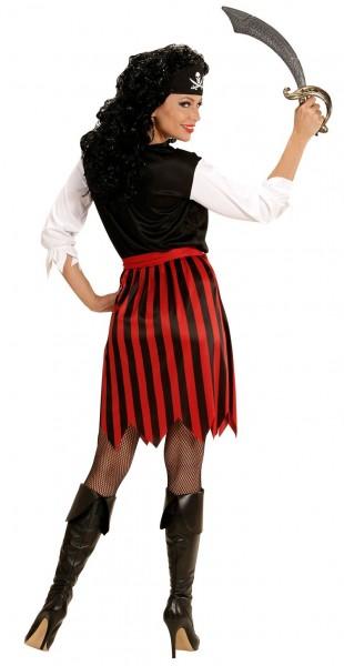 Costume de mariée pirate Amy