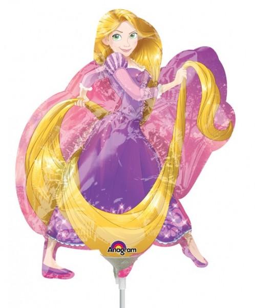 Stabballon Prinzessin Rapunzel Figur