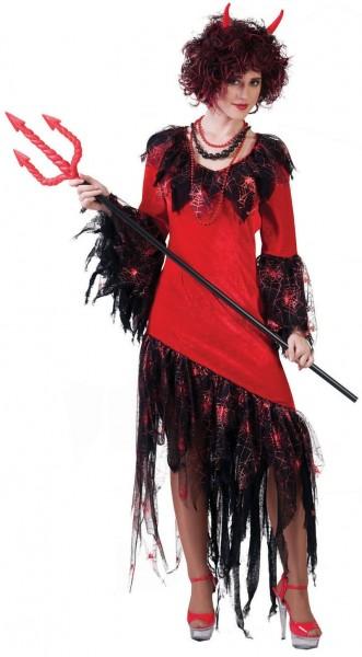 Teufelin Opia Damenkostüm
