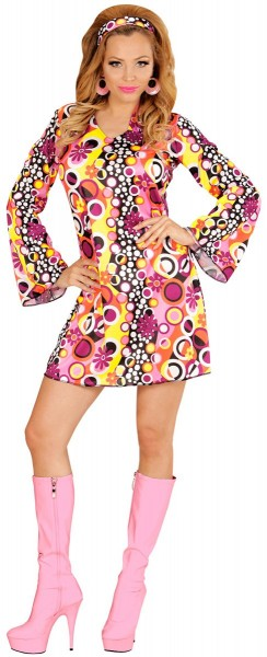 Hippie Kleid Sonja 1