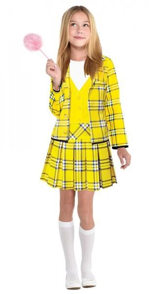 Clueless Kostüm für Mädchen