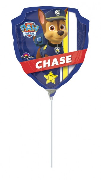 Ballon bâton Paw Patrol Chase & Marshall