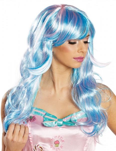 Cupcake fairy tale women's wig