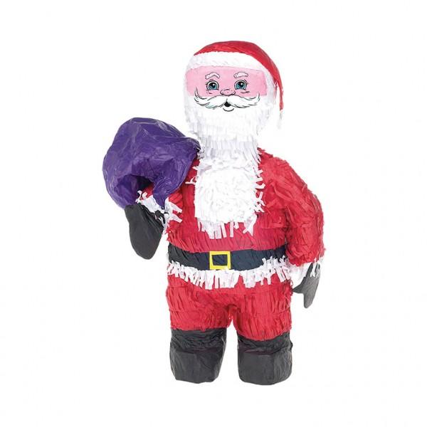 Christmas Pinata.Merry Santa Claus Pinata Merry Christmas