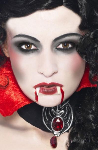 Vampier make-up set 4-delig