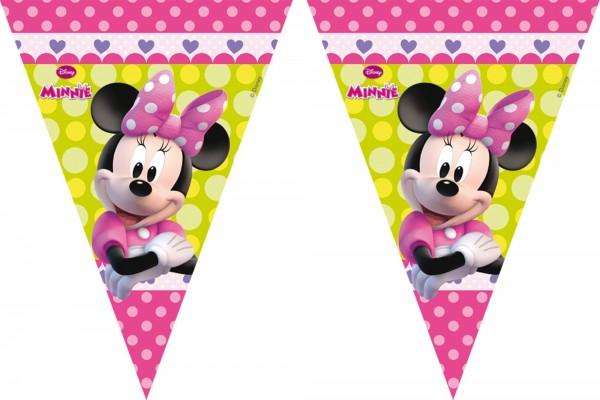 Cadena para banderines de Minnie Mouse Glory Day 2,2 m