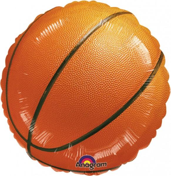 Basketball Folienballon 45cm