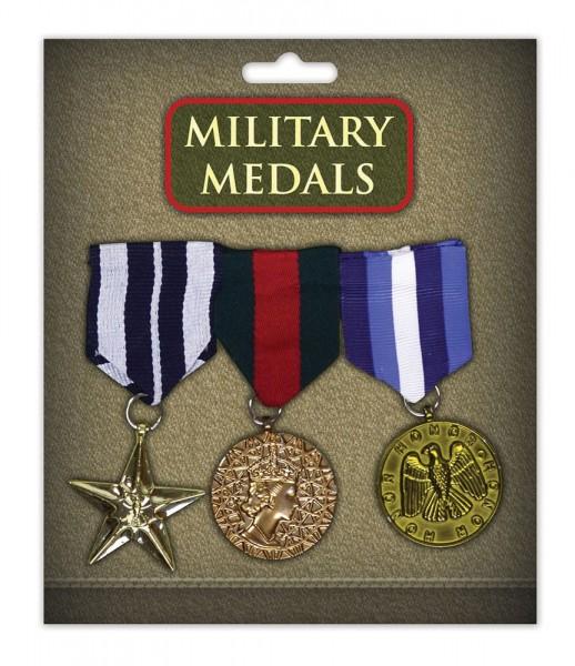 3 Militär Orden
