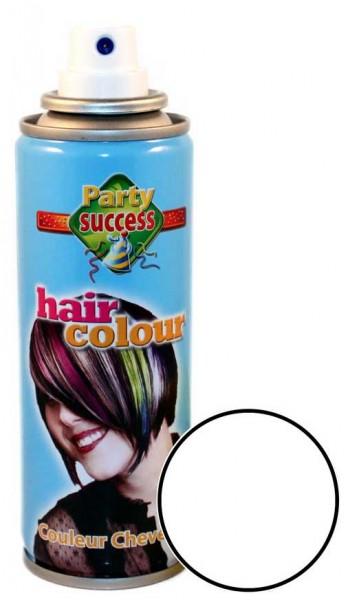 Weißes Color Haarspray 125ml