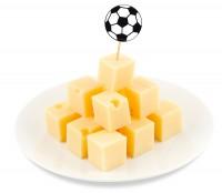 20 runde Fußballparty Spieße
