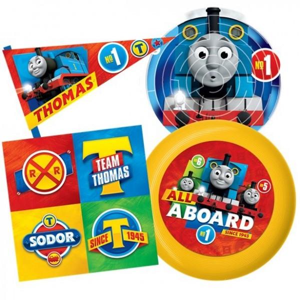 Thomas die kleine Lokomotive Set 48-teilig