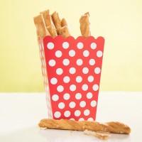 Snack Box Lucy Rot Gepunktet 8 Stück