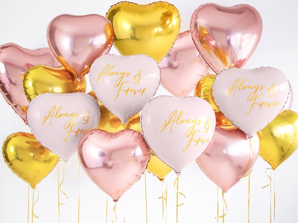 Always & Forever Wedding Foil Balloon 35cm
