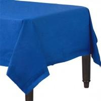 Papiertischdecke Königsblau 90 x 90cm