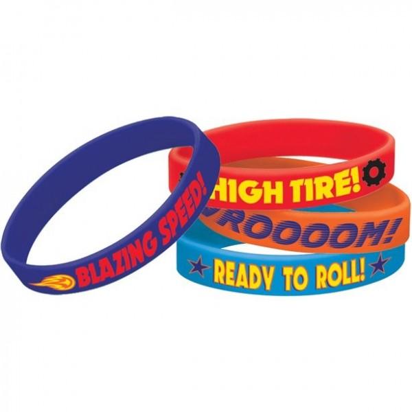 4 Blaze und die Monster Maschinen Armbänder