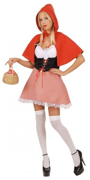 Fablia Rotkäppchen Kostüm