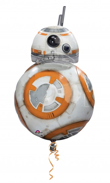 Folienballon Star Wars BB8 Figur