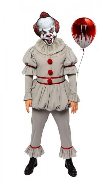 ES II Pennywise Kostüm für Herren