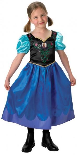 Frozen Anna Kostüm Für Kinder
