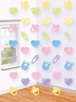 Baby Time Shower Hängedekoration 210cm
