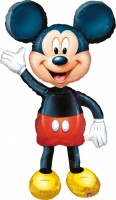 Winkender Mickey Mouse Airwalker Ballon