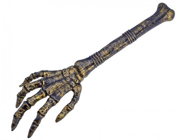 Unheimliche Skeletthand Valerie