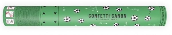 Canon à confettis de football Kick it 40cm