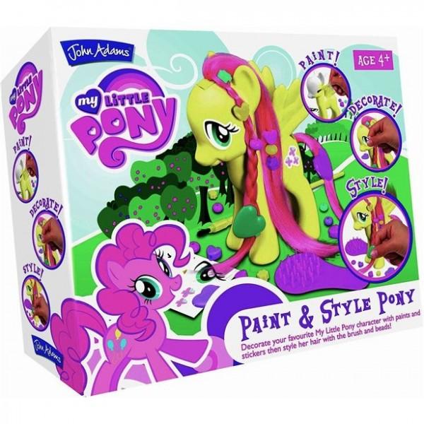 Style dein My Little Pony Spiel