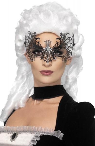Lady Der Spinnen Augenmaske