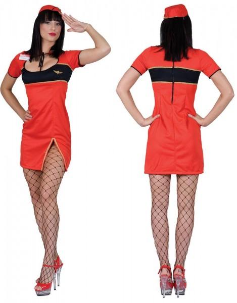 Sexy Stewardess Susan Kostüm