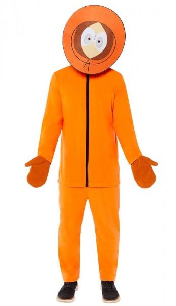South Park Kenny mænds kostume