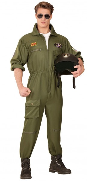 Kampfpilot Goose Kostüm für Herren