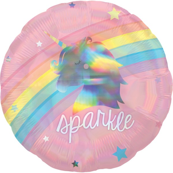 Fantasyland Folienballon 45cm