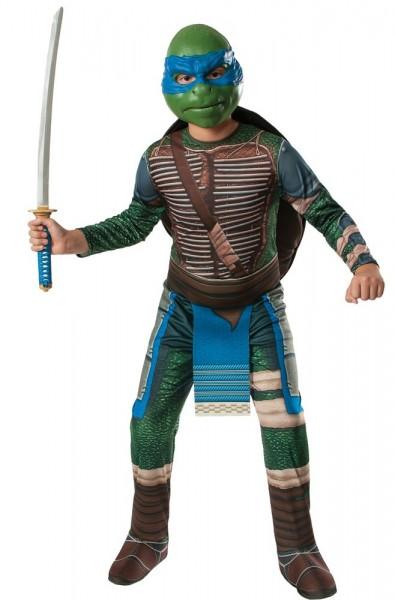 Leonardo Ninja Turtel Kinderkostüm