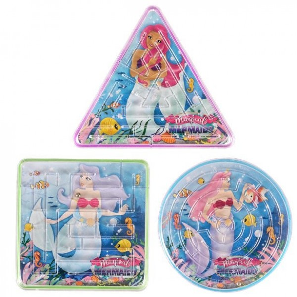 1 mermaid pinball game 6cm