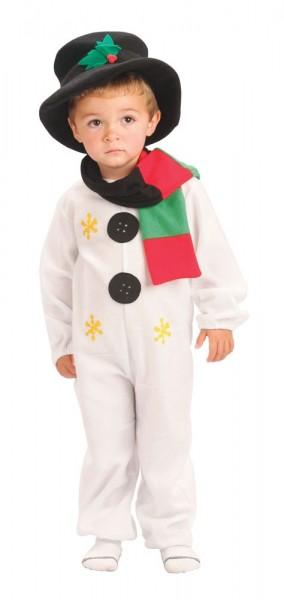 Snowman Kids Costume Jack Frost