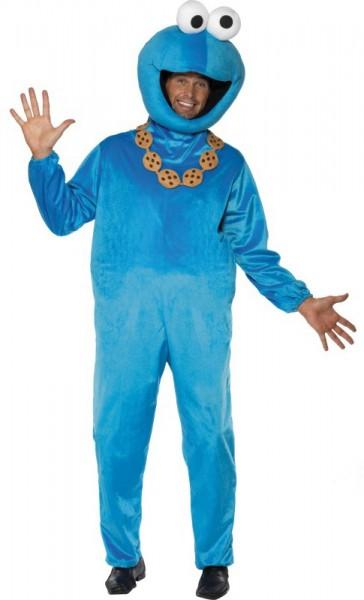 Krümelmonster Sesamstraßen Kostüm