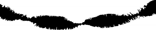 Guirlande pivotante 24m noir